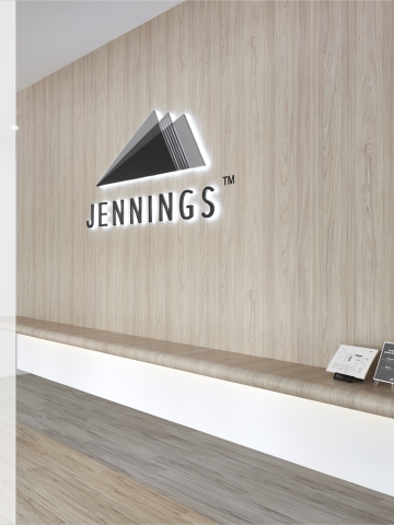 Jennings is delighted to announce the opening of our new laminates gallery