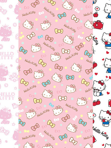 World's first Hello Kitty high-pressure laminates