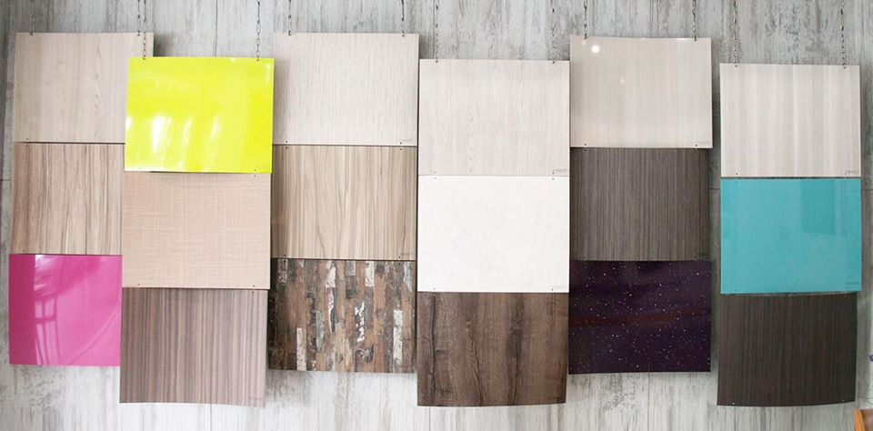 Laminates from our Typologies collection