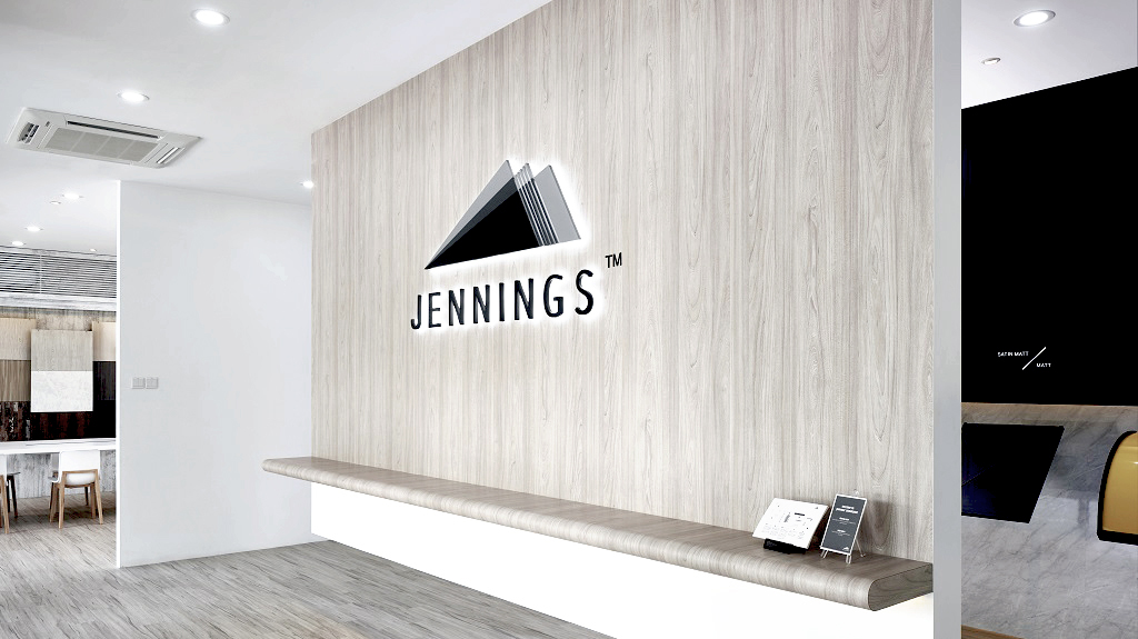 Jennings Laminates Gallery - laminate singapore