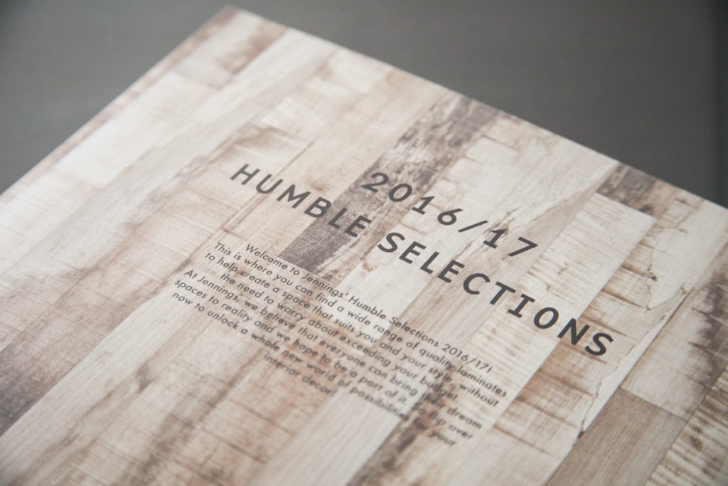 2016/17 Humble Selections Catalog