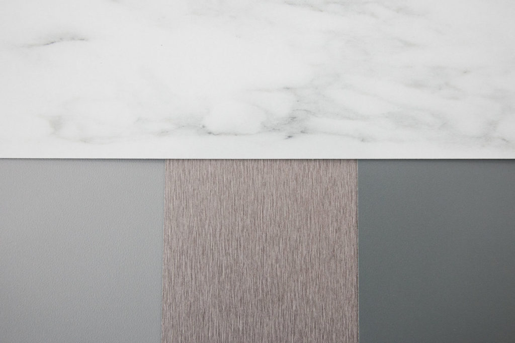 From Top to Bottom (clockwise)63 - wall laminate
