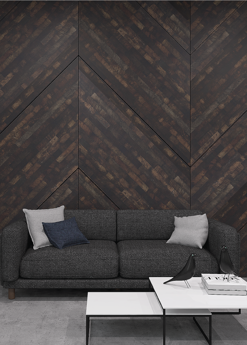 feature wall 07 - wall laminate