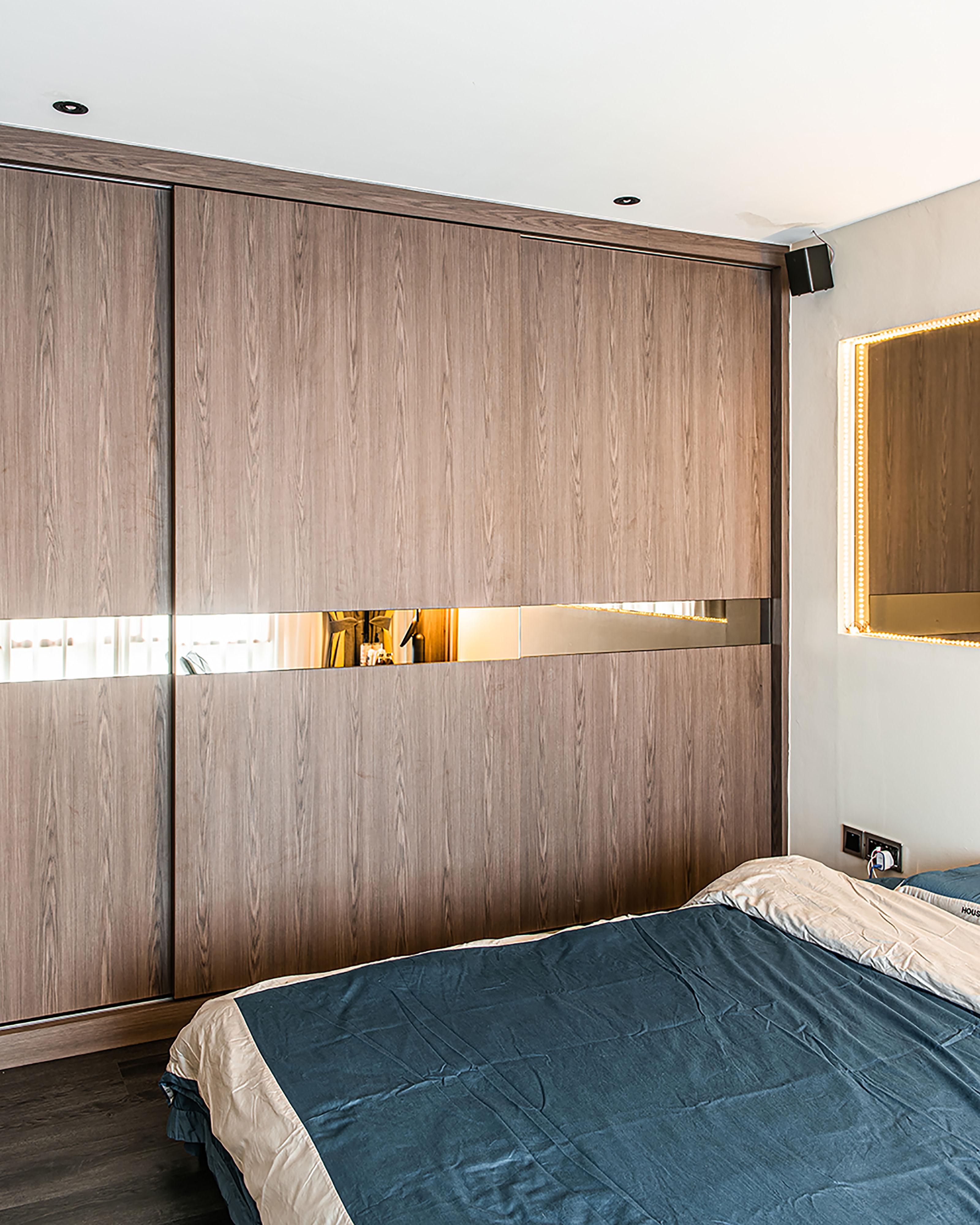 Room cabinet - laminate sheets