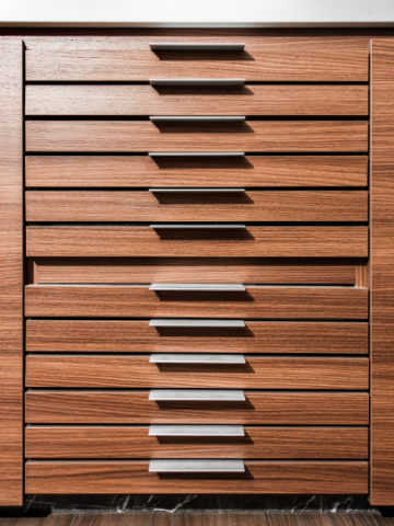 Drawer Wood Laminates - Jennings