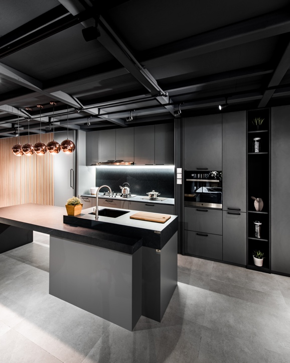 Dark Laminates For Kitchen - Jennings